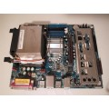 Asrock Socket 478 P4i65G Motherboard With Pentium 4 2800 Cpu