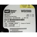 "Western Digital WD2000BB-22GUC0 200Gb 3.5"" Internal IDE PATA Hard Drive"