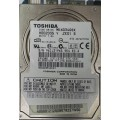"Toshiba MK6034GSX 60Gb 2.5"" Laptop Internal SATA Hard Drive"