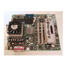 HP NRL-LS 308653-002 Socket 478 Motherboard With Intel Pentium 4 2.66Ghz Cpu