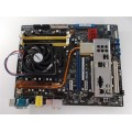 Asus M2N-E Socket AM2 Motherboard With AMD Athlon X2 Dual Core 4200 2.2 Ghz Cpu