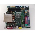 Acer 915M08 Socket 775 Motherboard With Intel Pentium 4 3.40 Ghz Cpu