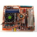Abit AN8-V Socket 939 Motherboard With AMD Athlon 3000 2.00 Ghz Cpu