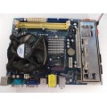 Asrock G31M-GS Motherboard With Intel Pentium Dual Core E5300 2.60 GHz Cpu