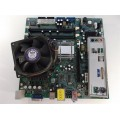 ECS 945GCT-HM REV: 1.0B Socket 775 Motherboard With Intel Core 2 Duo E2140 1.60 GHz Cpu