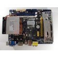 Foxconn G41MX-K 2.0 Socket 775 Motherboard With Intel Core 2 Duo E5700 3.00 GHz Cpu