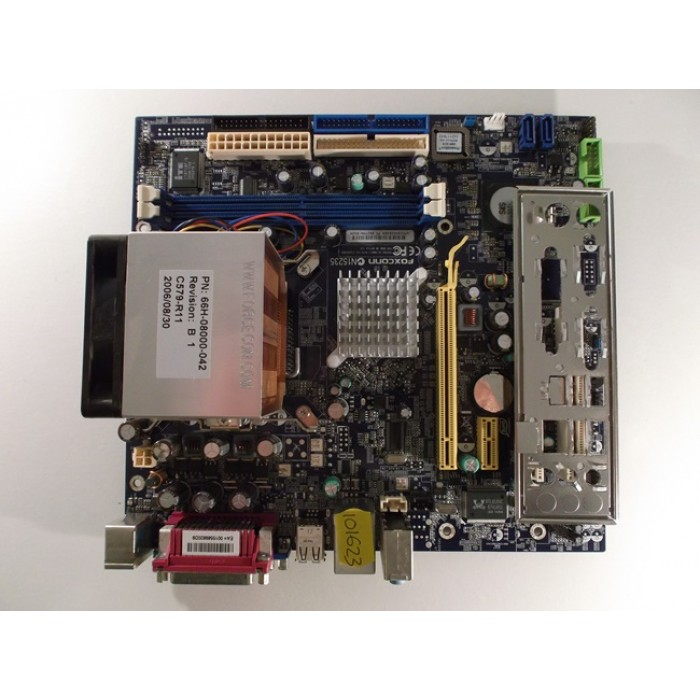 NEW DRIVERS: FOXCONN 6627MA-RS2H MOTHERBOARD