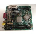 Dell 0KP561 Optiplex 330 Motherboard With Intel Dual Core E2160 1.80 GHz Cpu