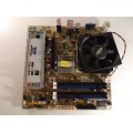 Asus IPIBL-LB HP dx2400 462797-001 Motherboard With Core 2 Duo E4600 Cpu