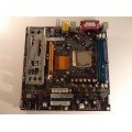 Acer 755-M 15-K02-011012 Socket 754 Motherboard With Athlon 3200 2.20 GHz Cpu