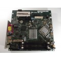 Dell CN-0RF703-13740 REV A00 Motherboard With Celeron D 3.06 GHz Cpu