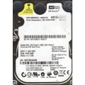 "Western Digital WD1200BEVE-00WZT0 120Gb 2.5"" Internal PATA Hard Drive"