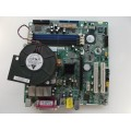 HP 380132-001 MS-7050 VER:1.3 Socket 939 Motherboard With AMD Sempron 3000 Cpu
