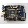 Shuttle D33032 Socket A (462) Motherboard With AMD Athlon 2000 1.67 GHz Cpu