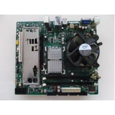 Intel DG31PR D97573-306 Socket 775 Motherboard With Dual Core E5300 2.60 GHz Cpu