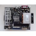 Foxconn 661FX7MJ-RSH Socket 775 Motherboard With Intel Celeron 2.66 GHz Cpu