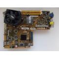 Asus P5L8L/DP P5L8L/P P5945G/DP Socket 775 Motherboard With Pentium 3.00 GHz Cpu