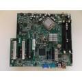 Dell Poweredge SC430 CN-0NJ886 REV A01 Socket 775 Motherboard With Intel Pentium 2.80 GHz Cpu