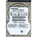 "Toshiba MK2565GSXN 250Gb 2.5"" Laptop Internal SATA Hard Drive"