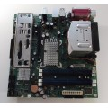 Intel DQ965GF D41676-601 Motherboard With Intel Core 2 Duo 6320 1.86 GHz Cpu