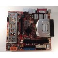 MSI MS-7173 Socket 775 Motherboard With Intel Pentium 3.0 GHz Cpu