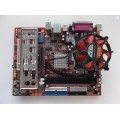 MSI MS-7061 Socket A (462) Motherboard With AMD Athlon 1900 Cpu
