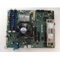Intel S3200SH D86139-205 Motherboard With Xeon Quad Core X3210 2.13 GHz Cpu