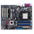 Asus A8N-SLI Deluxe Socket 939 Motherboard With AMD Athlon X2 4200 2.20 GHz Cpu