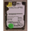 "Western Digital WD1600BEVE - 00UYT0 160Gb 2.5"" Internal PATA Hard Drive"