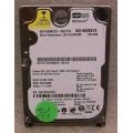 "Western Digital WD1600BEVE - 00UYT0 160Gb 2.5"" Internal PATA Hard Drive"