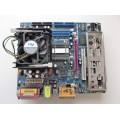 Asrock P4i45GV Socket 478 Motherboard With Intel Celeron 2.80 GHz Cpu