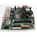 Intel D101GGC D35788-308 Socket 775 Motherboard With Pentium 2.80 GHz Cpu