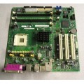 Dell CN-0WC297 REV A00 Socket 478 Motherboard With Intel Pentium 3.00 GHz Cpu