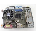 NEC N4-IBFGL Socket 478 Motherboard With Intel Celeron 2.80 GHz Cpu
