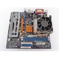 Acer SF2/661FX Socket 478 Motherboard With Intel Celeron 3.06 GHz Cpu