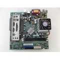 MSI MS-6553 VER :1 Socket A (462) Motherboard With AMD Athlon 1700 1.46 GHz Cpu
