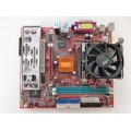 MSI MS-6787 VER:2 Socket 478 Motherboard With Celeron 2.66 GHz Cpu