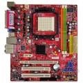 MSI K9NGM4 MS-7506 Socket AM2 Motherboard With AMD Athlon 64 2600 1.60 GHz Cpu