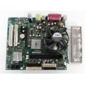 Intel D102GGC2 D42789-204 Motherboard With Intel Celeron 3.06 GHz Cpu