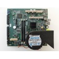 Dell CN-0C7018 REV A01 Socket 478 Motherboard With Intel Celeron 2.40 GHz Cpu
