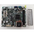 Tyan Toledo i3100 S5207G2N Motherboard With Intel Core Duo T2500 2.00 GHz Cpu
