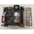 VIA EPIA-ML Mini-ITX Motherboard With C3 800 MHz Cpu
