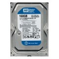 "Western Digital WD1600AAJS - 00YZCA0 160Gb 3.5"" Desktop Internal SATA Hard Drive"