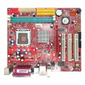 MSI PM8M3-V H Motherboard With Intel Celeron 2.80 GHz Cpu
