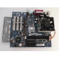 Gigabyte GA-7S741M Socket A (462) Motherboard With AMD Sempron 2800 Cpu With Fan
