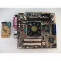 Asus A7SC Socket A (462) Motherboard With AMD Athlon 2400 Cpu