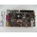 PC Chips PSKBM1 V1.6A Socket 370 Motherboard With Intel Cpu & Heatsink/Fan