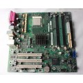 Dell 0N6381 REV A00 Socket 478 Motherboard With Intel Pentium 2.80 GHz Cpu