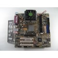 Asus A7V400-MX Socket A (462) Motherboard With AMD Athlon XP Cpu