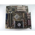 Asus A7N8X-LA Socket A (462) Motherboard With AMD Athlon XP 2800 Cpu
